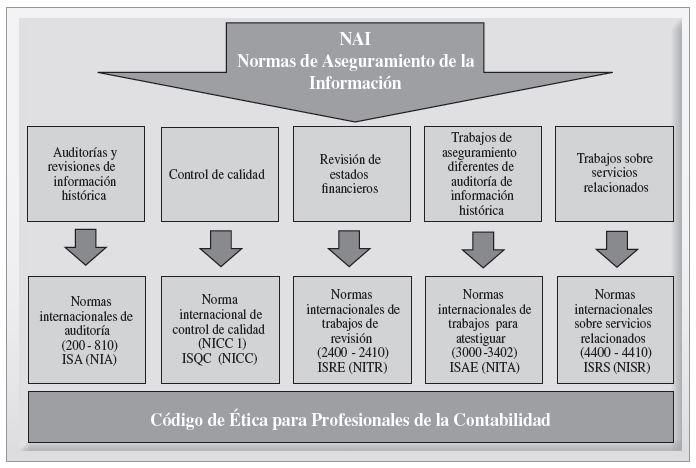 Lo que debemos aclarar en la aplicación de las NAI en Colombia ...